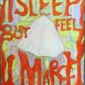 I Sleep But Feel I March