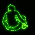 neon type L