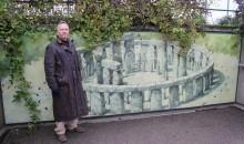 Mark Anstee at Stonehenge