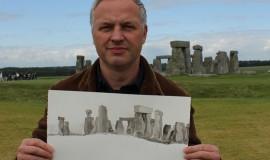 Stonehenge Artist - Mark Anstee