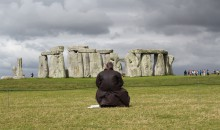 Mark + Stonehenge