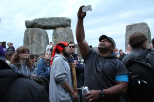 Photographing the Solstice