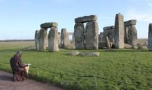 Mark Anstee @ Stonehenge Dec 4th