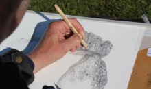 Silverpoint trilithon Thursday 2nd May