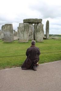 Anstee draws Stonehenge 15th June