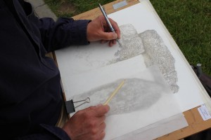 The silverpoint trilithon