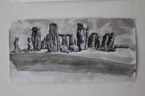 Anstee Stonehenge and environs